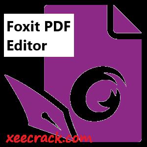 Foxit PDF Editor Crack v11.1.0.52543 Latest Download [2022]